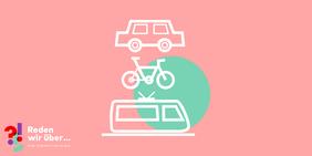 Auto, Fahrrad, Zug - Verkehrswende Mobilität: Diskutiere mit im DGB-Zukunftsdialog