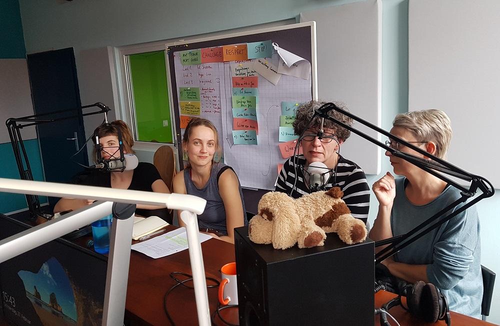 Gewerkschaftsradio
