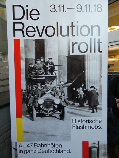 Die Revolution rollt