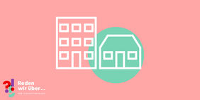 Haus Wohnen Mieten: Diskutiere mit im DGB-Zukunftsdialog