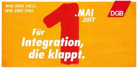 1. Mai 2017 Motiv Integration