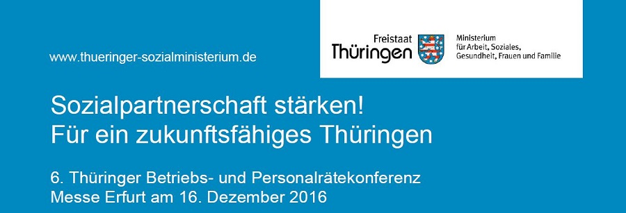 thueringen 6 th ringer betriebs und personalr tekonferenz am in erfurt. Black Bedroom Furniture Sets. Home Design Ideas