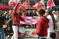 1. Maiveranstaltung in Erfurt