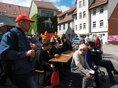 1. Maiveranstaltung in Gotha