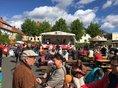 1. Maiveranstaltung in Ilmenau